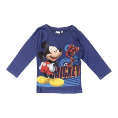 Tee-Shirt Manches Longues Mickey